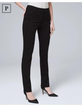 Petite Effortless 5 Pocket Slim Pants by Whbm