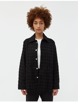 French Check Jacket by Hope