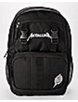 Metallica Backpack by Spencers