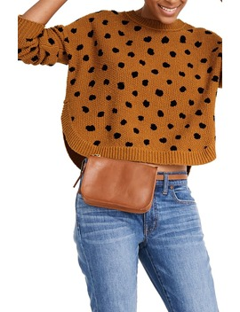 Painted Spots Pullover Sweater by Madewell