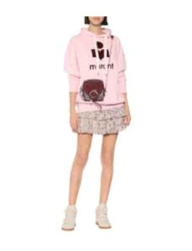 Exclusive To Mytheresa – Mansel Oversized Cotton Blend Hoodie by Isabel Marant, Étoile