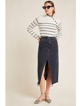 3x1 Elizabella Denim Pencil Skirt by 3x1