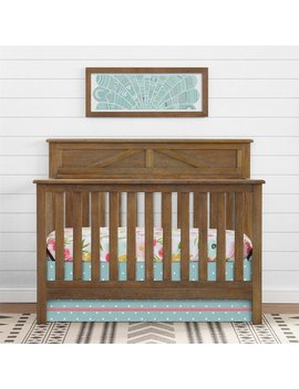 Baltimore 5 In 1 Convertible Crib by Harriet Bee