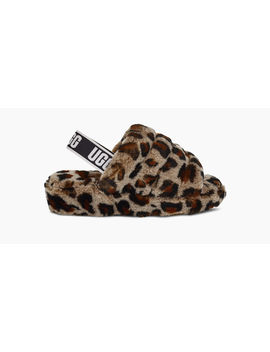 Fluff Yeah Leopard by Ugg