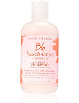 Bumble And Bumble Hairdresser's Invisible Oil Sulfate Free Shampoo, 8.5 Ounce by Bumble And Bumble