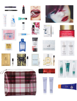 Free 28 Piece Beauty Bag With Any $70 Online Purchase by Online Only