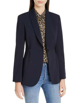 Malorie Blazer by Equipment