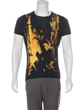 Graphic Print T Shirt by Vivienne Westwood