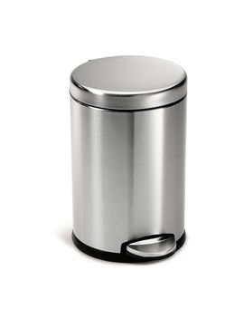 Simplehuman® 4.5 Litre Trash Can by Pottery Barn