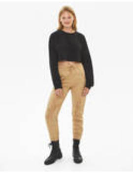 spodnie-jogger-z-dziurami by bershka