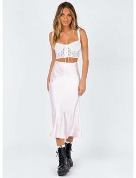 Aldara Midi Skirt by Princess Polly