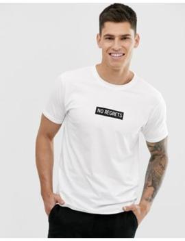 Brave Soul – T Shirt Mit Schriftzug by Asos