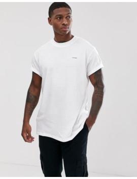 Night Addict – Oversized T Shirt Mit Limited Print Auf Der Brust by Asos