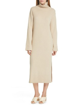 Turtleneck Midi Sweater Dress by See By ChloÉ