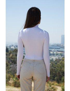 Lottie Moss Turtleneck Sweater by Pacsun