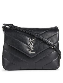 Toy Loulou Ysl Monogram Leather Crossbody Bag by Holt Renfrew