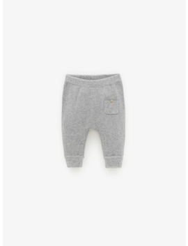 Trousers With Pocket  Trousersmini by Zara