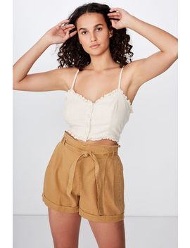 Riley High Waist Short by Cotton On