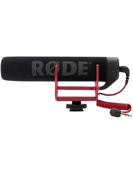Rode Microphones Video Mic Go On Camera Shotgun Microphone by Camera Shotgun Microphone