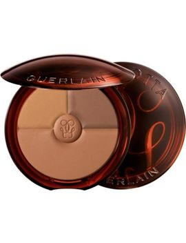 Terracotta Sun Trio Bronzing And Contouring Palette by Guerlain