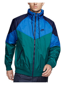 Men's Sportswear Hooded Windrunner Jacket by General