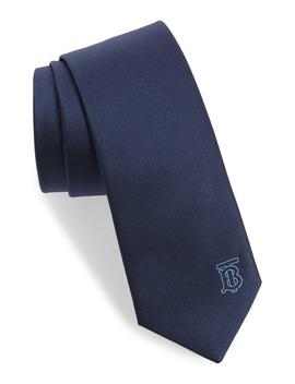 Manston Dot Silk Tie by Burberry