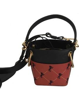 Roy Leather Handbag by Chloé