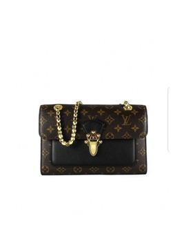 Victoire Cloth Crossbody Bag by Louis Vuitton