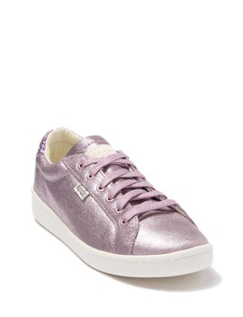 Keds(R) X Kate Spade Ace Glitter Metallic Suede Sneaker by Keds