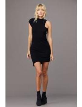Peak Rib Dress by Lna Clothing