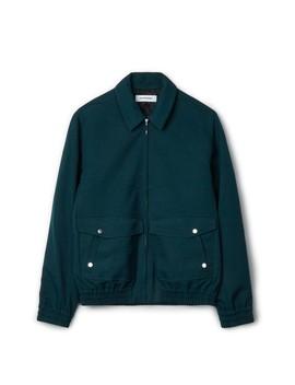 Kiko Kostadinov Arwin Jacket (Teal) by Dover Street Market