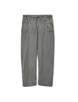 Kiko Kostadinov Irene Trousers (Silver) by Dover Street Market