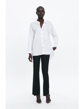 Chemise À Boutons Tout Voir Chemises by Zara
