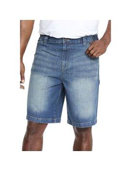 Liberty Blues Men's Big & Tall Denim Carpenter Shorts by Liberty Blues