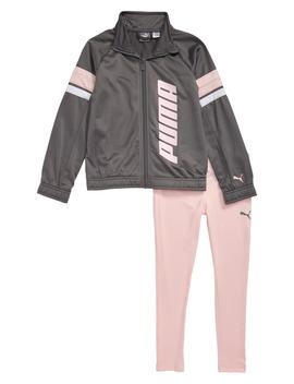 Track Jacket & Leggings Set by Puma