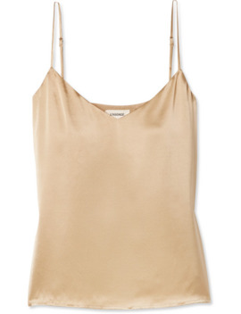 Jane Silk Satin Camisole by L'agence