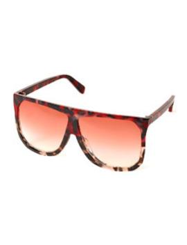 Gradient Square Acetate Sunglasses by Loewe