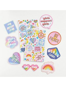 Girl Power Sticker Pack by Paper Source