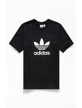 Adidas Mono Square T Shirt by Pacsun