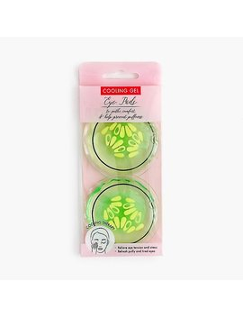 Cucumber Cooling Eye Pads by Paper Source