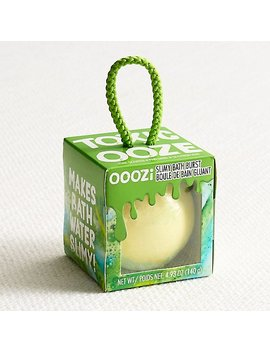 Toxic Ooze Slime Bath Bomb by Paper Source