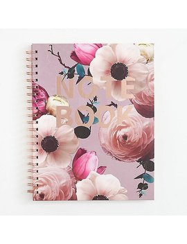 Photo Floral Journal by Paper Source