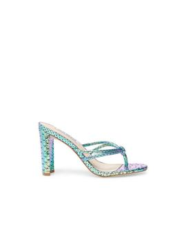 Unreal Turquoise Snake by Steve Madden