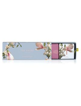 Ted Baker Trio Of Soaps Gift by Ted Baker