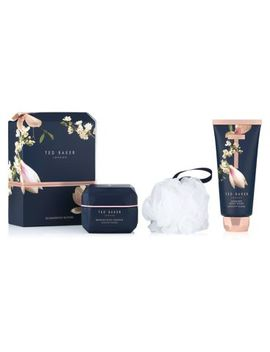 Ted Baker Midnight Bloom Navy Gem Box Gift by Ted Baker