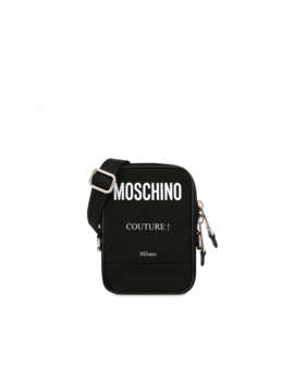 Moschino Couture Cordura Nylon Bag by Moschino