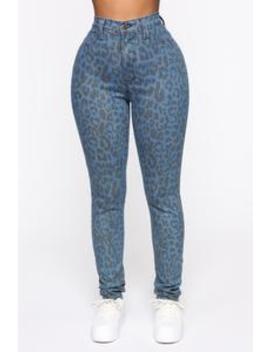 Talk To Me High Rise Skinny Jeans   Dark Denim by Fashion Nova