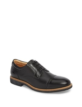 Barlow Cap Toe Derby   Wide Width Available by Johnston & Murphy