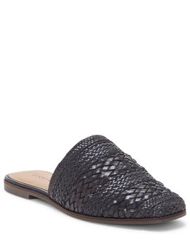Acasia Woven Flat Mules by Lucky Brand