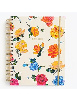 2019 2020 Coming Up Roses Planner by Paper Source